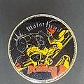 Motörhead - Pin / Badge - Bomber prism pin