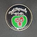 Whitesnake - Pin / Badge - Prism pin