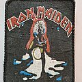 Iron Maiden - Patch - Iron Maiden Japan printed
