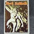 Black Sabbath - Pin / Badge - Square metal pin