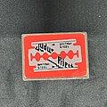 Judas Priest - Pin / Badge - Square metal pin