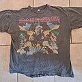 Iron Maiden - TShirt or Longsleeve - Iron Maiden Shoot that fooker Tour shirt