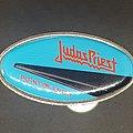 Judas Priest - Pin / Badge - Prism pin oval