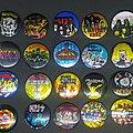 Iron Maiden - Pin / Badge - Prism metal pin