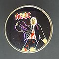 AC/DC - Pin / Badge - Prism pin
