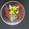 Iron Maiden - Pin / Badge - Purgatory Prism pin