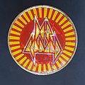 Def Leppard - Pin / Badge - Logo prism pin