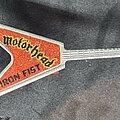 Motörhead - Pin / Badge - Guitar prism pin