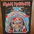 Iron Maiden - Patch - Iron Maiden Aces High BP
