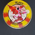 Black Sabbath - Pin / Badge -  Logo Prism pin