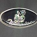 Whitesnake - Pin / Badge - Prism pin oval