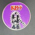 Kiss - Pin / Badge - Gene Prism pin
