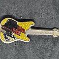 Judas Priest - Pin / Badge - Guitar prism pin