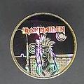 Iron Maiden prism pin