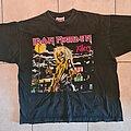 Iron Maiden - TShirt or Longsleeve - Iron Maiden Killers Tour shirt