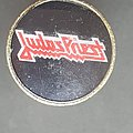 Judas Priest - Pin / Badge - Logo black Prism pin