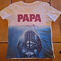 Ghost - TShirt or Longsleeve - Ghost Papa Jaws White t-shirt