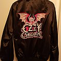 Ozzy Osbourne - Battle Jacket - Ozzy Osbourne Satin jacket