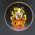 Ozzy Osbourne - Pin / Badge - Prism pin
