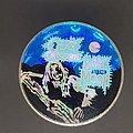 Bark at the Moon prism pin