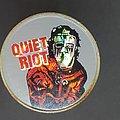 Quiet Riot - Pin / Badge - Metal Health prism pin