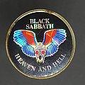 Black Sabbath - Pin / Badge - Heaven & Hell prism pin