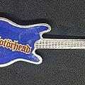 Motörhead - Pin / Badge - Guitar shaped pin