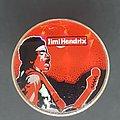 Jimi Hendrix - Pin / Badge - Prism pin