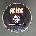 AC/DC - Pin / Badge - Highway to hell prism pin