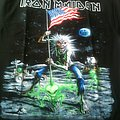 Iron Maiden Alien - Final Frontier USA 2010