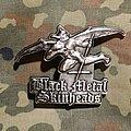 Blasphemy Desecrator Demon pin