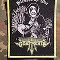 Goatpenis - Patch - Goatpenis Blessed By War patch