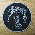 "Messiah ""infernal thrashing"" woven patch. (SOLD OUT)"