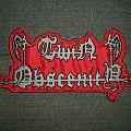 Twin Obscenity - Patch - Twin Obscenity backpatch...