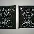 Hellbastard Official Woven Patch.