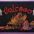 "Vulcano ""bloody vengeance"" woven patch (SOLD OUT)"