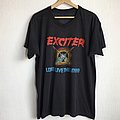 Exciter - TShirt or Longsleeve - 80s Exciter shirt
