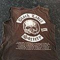 Black label society world tour shirt