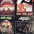 Metallica/Anthrax/Overkill Other Collectable