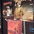 Megadeth Records Other Collectable