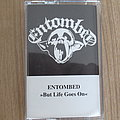 entombed tape Tape / Vinyl / CD / Recording etc