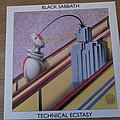 Black Sabbath - Tape / Vinyl / CD / Recording etc - Technical Ecstasy LP