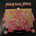 Black Sabbath - Tape / Vinyl / CD / Recording etc - Black Sabbath LP