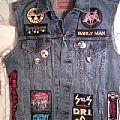Slayer - Battle Jacket - Old school (mostly) metal vest