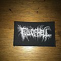 Full Of Hell - Patch - Full Of Hell woven patch