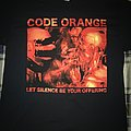 Code Orange - The New Reality Tour 2018 Shirt