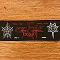 Celtic Frost - Patch - Celtic Frost: Strip Woven Patch