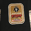 Testament The Gathering and The New Order set shirt from Decibel Metal and Beer Fest