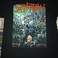 Suffocation - TShirt or Longsleeve - Suffocation - Effigy of the Forgotten shirt