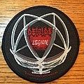 Deicide - Patch - Decide Legion Woven Patch